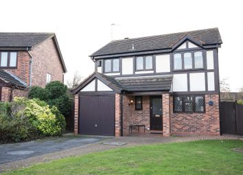 Thumbnail 3 bed detached house for sale in Killerton Park Drive, West Bridgford, Nottingham