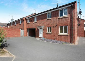 Thumbnail 1 bed flat for sale in Border Court, Coventry