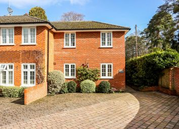 Thumbnail 2 bed semi-detached house to rent in The Poplars, Ascot