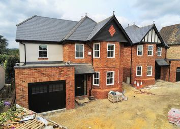 Thumbnail 5 bed detached house for sale in Junction Road, Lightwater