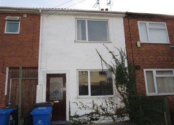 Thumbnail 3 bed terraced house to rent in Waverley Street, Derby