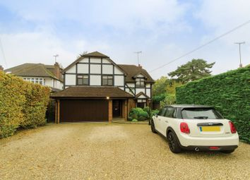 Thumbnail 5 bedroom property for sale in Galley Lane, Arkley
