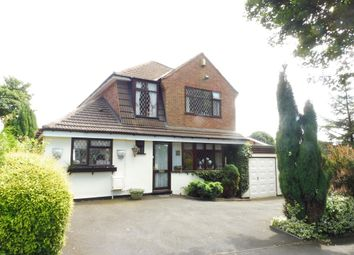 Thumbnail 3 bedroom detached house for sale in Vauxhall Gardens, Dudley