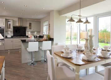 "Thumbnail 4 bed detached house for sale in ""Bradgate"" at Lightfoot Lane, Fulwood, Preston"
