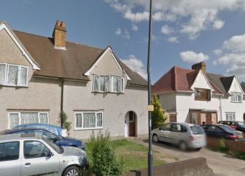 Thumbnail 1 bed semi-detached house to rent in Stoke Poges Lane, Slough