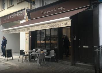 Thumbnail Restaurant/cafe to let in Grays Inn Rd, Kings Cross