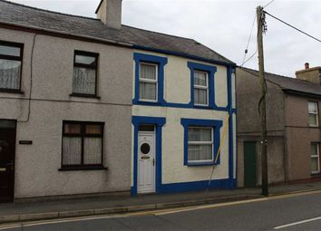 Thumbnail 2 bedroom end terrace house for sale in High Street, Penygroes, Gwynedd