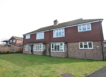 Thumbnail 2 bed flat for sale in Kerwood Court, Crooked Lane, West Sussex