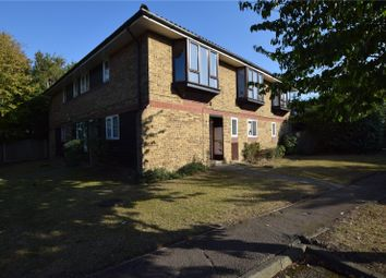 Thumbnail 1 bed flat for sale in Woodstock Gardens, Laindon West, Basildon, Essex