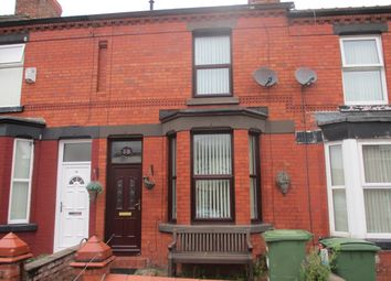 Thumbnail 2 bed terraced house to rent in Spencer Avenue, Birkenhead