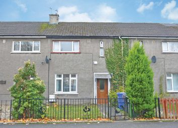 Thumbnail 2 bed terraced house for sale in Drumpark Street, Stirling