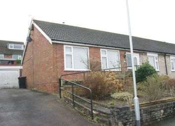 Thumbnail 3 bed semi-detached bungalow for sale in Queensgate, Nelson, Lancashire