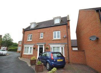 Thumbnail 5 bed detached house for sale in Pathfinder Way, Oakhurst, Swindon