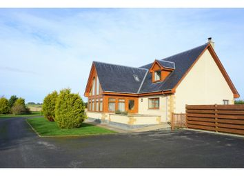 Thumbnail 4 bed detached house for sale in Fearn, Tain