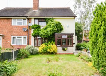Thumbnail 2 bed semi-detached house for sale in Roundlea Road, Northfield, Birmingham