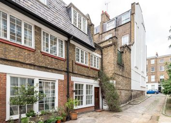 Thumbnail 2 bed mews house to rent in Wyndham Mews, London
