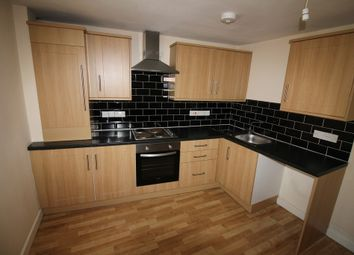 Thumbnail 1 bed flat to rent in Silver Street, Bishop Auckland
