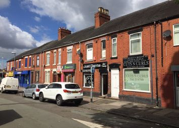 Thumbnail Retail premises to let in 25 Twigg Street, Bucknall, Stoke-On-Trent, Staffordshire