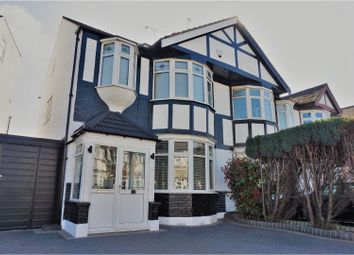 Thumbnail 4 bed end terrace house for sale in Greystone Gardens, Ilford