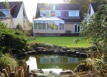 Thumbnail 3 bed detached house for sale in Woodside Road, Clevedon
