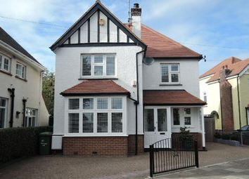 Thumbnail 3 bed detached house for sale in Holland Road, Holland-On-Sea, Clacton-On-Sea