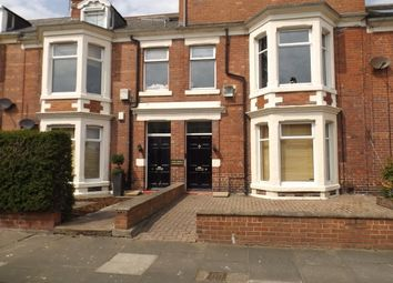 Thumbnail 1 bed flat to rent in Park Parade, Whitley Bay