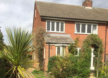 Thumbnail 3 bed semi-detached house to rent in Mill Lane, Caunton, Newark, Nottinghamshire