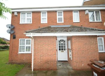 Thumbnail 1 bed flat to rent in Wallers Close, Dagenham