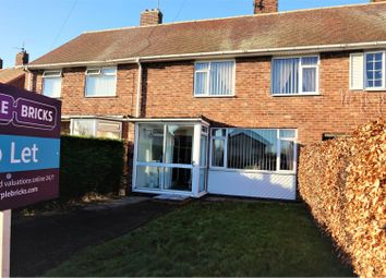 Thumbnail 3 bed terraced house to rent in Winthorpe Road, Newark