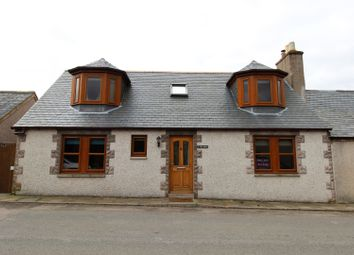 Thumbnail 4 bed cottage for sale in Gardenston Street, Laurencekirk
