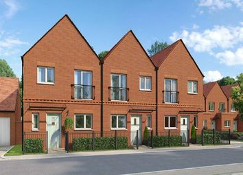 "Thumbnail 2 bedroom terraced house for sale in ""The Godard"" at Andover Road North, Winchester"