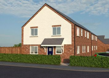 Thumbnail 3 bed semi-detached house for sale in Station Road, Swineshead