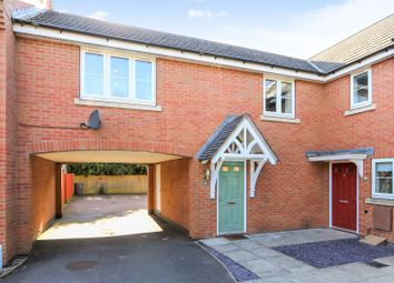 Thumbnail 1 bed terraced house for sale in Edgehill Way, Ashby-De-La-Zouch
