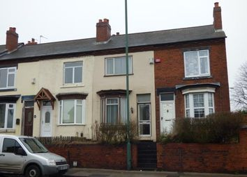 Thumbnail 2 bedroom terraced house for sale in Bloxwich Road, Walsall, West Midlands