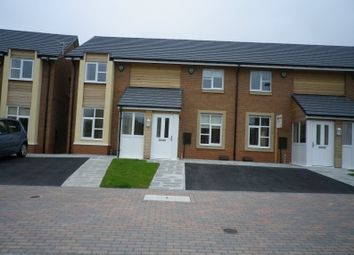 Thumbnail 2 bed detached house to rent in Wisteria Gardens, South Shields