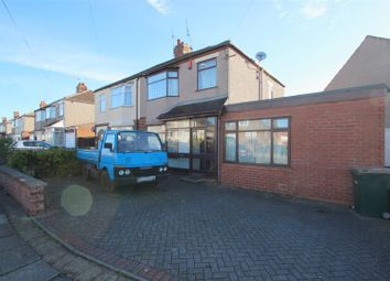 Thumbnail 4 bed semi-detached house for sale in Nunts Lane, Holbrooks, Coventry