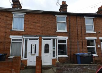 Thumbnail 3 bed terraced house for sale in Schreiber Road, Ipswich