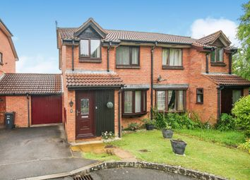 Thumbnail 3 bedroom semi-detached house for sale in The Spinney, Yeovil