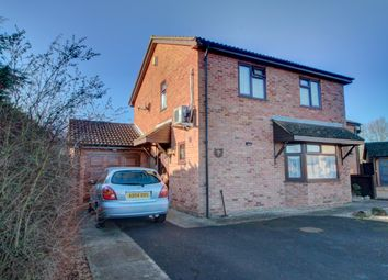 Thumbnail 3 bed detached house for sale in Conway Close, March