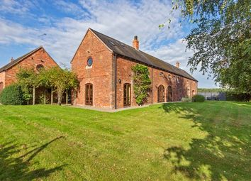 Thumbnail 5 bed barn conversion for sale in Heighley Lane, Betley