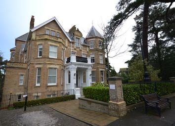 Thumbnail 2 bed flat to rent in Knyveton Road, Bournemouth