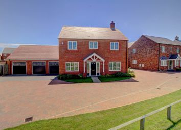 Thumbnail 4 bed detached house for sale in Eight Acres, Cranfield, Bedford
