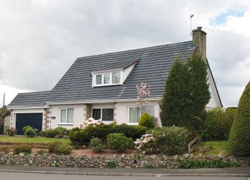 Thumbnail 4 bed detached house for sale in Nunholm Park, Dumfries, Dumfries And Galloway.