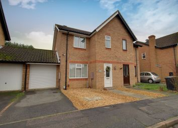 Thumbnail 3 bedroom semi-detached house for sale in Derby Drive, Off Newark Ave, Peterborough
