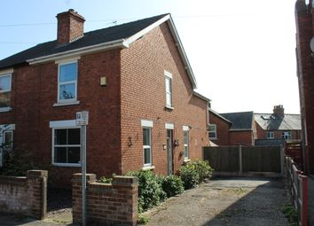 Thumbnail 2 bed semi-detached house for sale in Church Walk, Eastwood