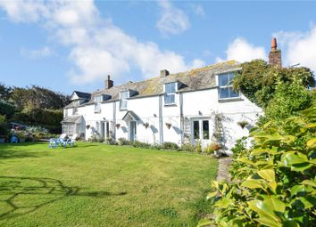 Thumbnail 5 bed detached house for sale in Tregatta, Tintagel