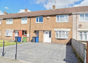 Thumbnail 3 bedroom terraced house for sale in Chesterton Road, South Shields