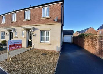 3 bed end terrace house for sale in Ffordd Y Glowyr, Betws, Ammanford SA18