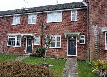 Thumbnail 2 bed terraced house for sale in Downland Close, Locks Heath