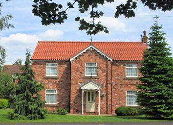 Thumbnail 4 bed detached house for sale in Bar Road North, Beckingham, Doncaster